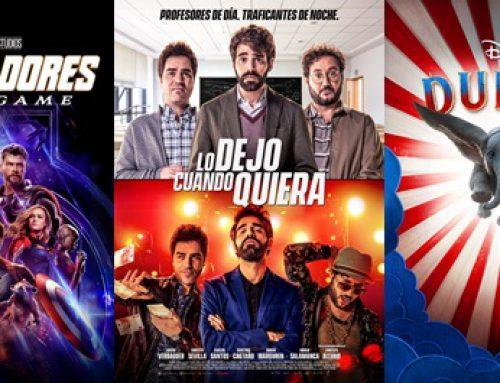 Cine de Estreno en Movistar+ Diciembre 2019